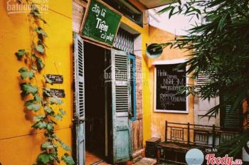 Cho thuê nhà mặt phố Đặng Văn Ngữ, 56m2 x 2 tầng, hai mặt tiền 7,5m, giá thuê 25 triệu/tháng
