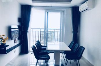 Chuyên cho thuê căn hộ  Sài Gòn Mia, 2 PN, 78 m2 full NT cao cấp.lầu cao,12 triệu. LH: 0964775095