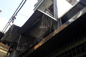 Bán nhà ngõ 192 Kim Giang  DT: 38m2;  xây 4 tầng nhà khung; ngõ rộng 2,5m  Giá; 2,7 tỷ