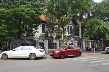 cho thuê mặt bằng chỉ có 1 Mặt Phố Nguyễn Thị Định Trung Hòa Biệt Thự Lô Góc Mặt tiền 30M