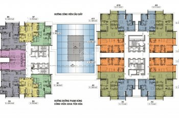 Cấp báo! Chủ nhà xuống biệt thự ở bán khẩn cấp căn hộ 3PN dự án Sky Park Residences
