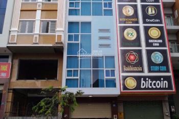 Cho thuê toà nhà MT Bạch Đằng, P2, Tân Bình. 6x20m, 4 lầu