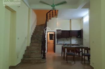 Cho thuê nhà riêng 5 tầng phố Hàng Bún, gần Nguyễn Trường Tộ