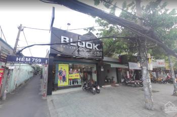 Cho thuê nhà MT kinh doanh thời trang đường Quang Trung, Gò vấp, gần Vincom, dt 8x20m, giá 80tr/th.