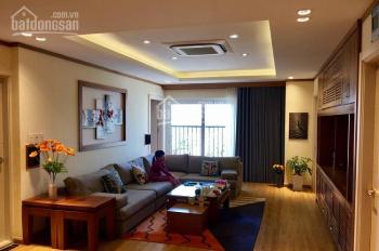 Cho thuê căn hộ Thăng Long Tower Mạc Thái Tổ, Yên Hòa: C8: 71m2 tầng 9, 2PN, đủ đồ sịn 10tr/th