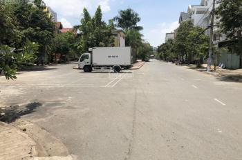 Bán nhà hẻm xe tải căn góc 2 mặt tiền đường Dạ Nam, quận 8, DT: 6m x 17,7m (NH: 6,5m)