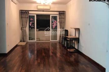 Cho thuê căn hộ tại CT18 khu đô thị Việt Hưng, S: 100m2, nội thất đầy đủ, gía 7tr. LH: 0981716196