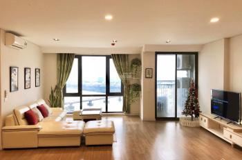 Cho thuê căn hộ 3PN Mipec Riverside đủ đồ cao cấp, TV 55 4k UHD 3 tháng netflix, 5 tháng mạng cáp