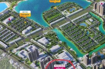 Shop TMDV Biển Hồ vị trí đắc địa để kinh doanh Vinhomes ocean park gia lâm