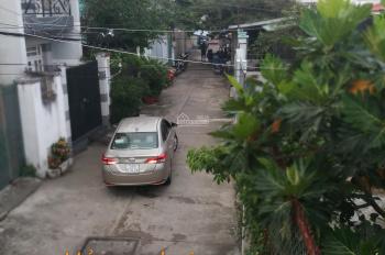 Bán nhà đường Lương Văn Can, P. 15, Q. 8. Thích hợp xây phòng trọ kinh doanh