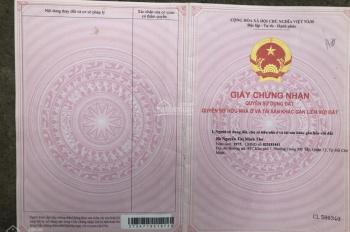 Chính chủ bán mảnh đất Tân Thạnh Đông, huyện Củ Chi, diện tích 244.1m2, SDCC