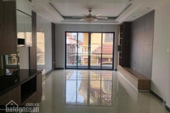 Bán nhà phố Yên Lạc, xây mới 6 tầng, nội thất cao cấp, đường lớn 2 oto tránh nhau - LH 0986014055
