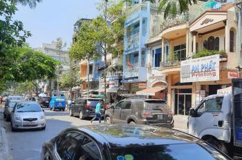 Bán gấp nhà 4 tầng Calmette - Nguyễn Thái Bình, quận 1, cách MT 15m