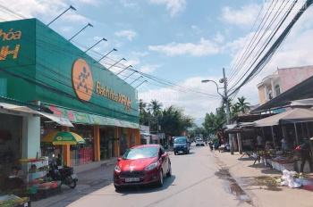 Bán nhanh lô đất thổ cư gần chợ Vĩnh Thái đường 3m dt 69,9m2, giá chỉ 1,22 tỷ - Lh 0906505668