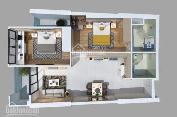 Bán căn hộ Gateway 2PN + 2WC (73.9m2) - Giá 1tỷ700 - LH: 0914795269