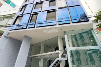 Cho thuê Nhà mới MT đường Cửu Long, P2, Tân Bình. DT 12x10m, 1T4L Hầm, HK