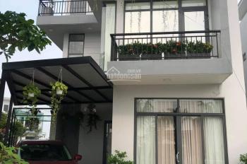 Cần bán gấp căn nhà mặt tiền 90m2, nội thất đầy đủ, 1 trệt 2 lầu, 4PN, 3WC. LH: 0902539076