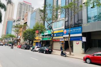 Bán cực gấp nhà mặt phố Vũ Tông Phan 70m2, mặt tiền 9m, lô góc 2 thoáng, giá 15.5 tỷ