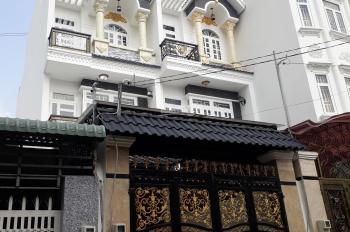 Cho thuê nhà đường Bình Thành gần khu DC Vĩnh Lộc, 4x18m, đúc 3,5 tấm, giá 7tr/th