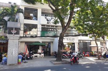 Cho thuê nhà MT yersin, Q1. DT 4x20m NH 11m. Giá 70 tr/th