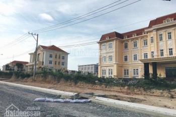 Cần bán 105m2 đất nền ngay góc công an huyện Bắc Tân Uyên, mt đường HL 415 ( 20m), sổ đỏ