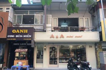 Cho thuê cửa hàng riêng biệt phố Giang Văn Minh 40m2, MT5m, nhà mới, vị trí đẹp.