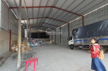 Cần cho thuê dài hạn kho xưởng sản xuất mặt tiền Liên Huyện thuộc xã Tân Bình, thị xã Dĩ An