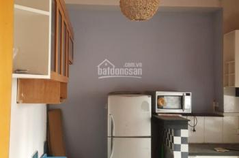 bán chung cư 4F yên hòa nhà đẹp 55m2 1.5 ngủ nhà sàn gỗ trần thạch cao