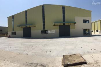 Công ty cần cho thuê kho, nhà xưởng mặt tiền trong khu công nghiệp Mỹ Phước 2, Bến Cát, Bình Dương