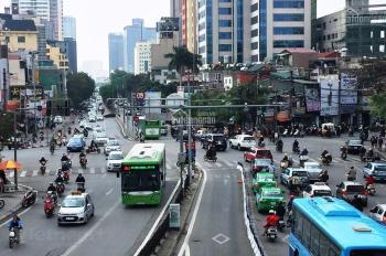 Cho thuê nhà mặt phố Tân Mai DT 54m2 x 3,5T, MT 3,5m Giá thuê 47 triệu/tháng, LH: 0984036408