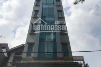 Bán gấp nhà phố Khúc Thừa Dụ Trần Đăng Ninh kéo dài 8 tầng 60m2 thông sàn có thang máy tiện làm VP