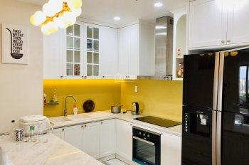 Cho thuê chung cư Horizon, quận 1, 102m2, 2PN, full nội thất, giá: 18 triệu. LH Hoàng 0906 741 417