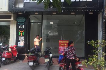 Hàng hiếm MP Hàng Trống 35m2x2T, MT 5,5m giá rẻ ngay giữa ngã ba Bảo Khánh, LH 0763315678