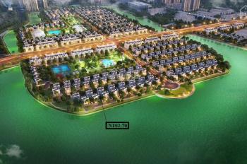 Bán biệt thự song lập 153m2 Vinhomes Ocean Park căn đẹp Đông Nam view hồ 24ha căn NT02 - 70