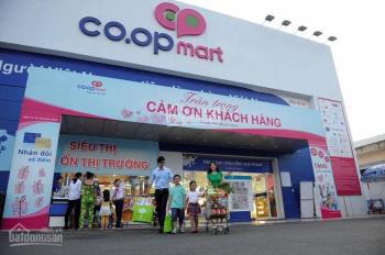 Cần tiền gấp bán lại lô góc đối diện siêu thị Coop mart, sổ hồng riêng
