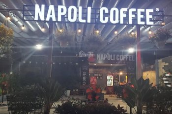 Cần sang quán Cafe Napoli Trung Sơn - H. Bình Chánh (Gần cầu Him Lam Q7). LH Hương 093 2345 000