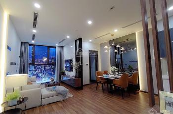 Tại Mipec Xuân Thủy bán căn hộ 3 phòng ngủ rộng 95m2 hướng Đông 2 logia căn góc và 2 mặt thoáng