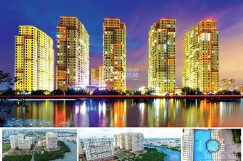 Chuyển công tác cần bán lại căn hộ A1 Era Town, DT: 90m2, 3PN, full nội thất view sông