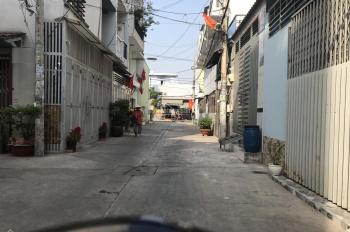 Bán nhà riêng nhà hẻm 5m Hương Lộ 2 - 4x13m, 1 tấm, giá 3,5 tỷ