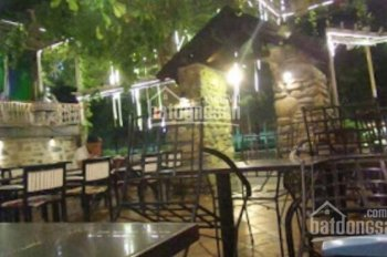 Bán Nhà 2MT Lê Đức Thọ, GV, Ngang 8x24m, đang kinh doanh thương hiệu cà phê nổi tiếng- HDT 90 triệu