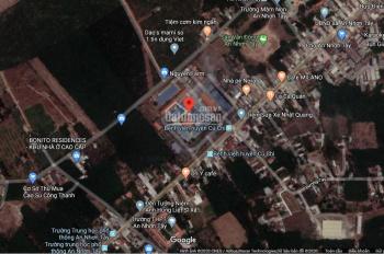 Khu nhà ở cao cấp mặt tiền An Nhơn Tây Củ Chi 650tr được 110m2 đất sau lưng BV Củ Chi