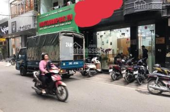 Bán nhà mặt phố Pháo Đài Láng 55m2, 4T, 8.8tỷ vỉa hè kinh doanh đa dạng