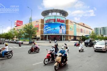 Bán lô đất 100m2 ngay LOTTE Mart, Thuận An, Bình Dương, MT Quốc Lộ 13, giá chỉ 1.7 tỷ, SHR, TC 100%