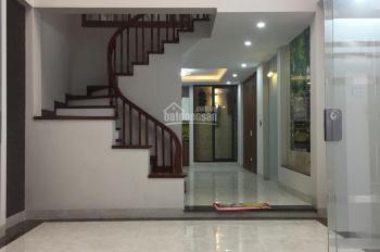 Bán nhà mới xây 45m2 x5T lô góc cưc thoáng Trung Kính Nguyễn Chánh Trung Hòa Cầu Giấy giá 4,85 tỷ