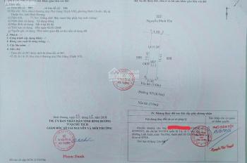 Cần bán gấp 1 căn nhà Phú Hồng Thịnh 8 ngay chợ Phú Phong. DT đất 78m2 giá tốt nhất 2 tỷ (x nhỏ)
