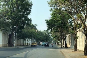 Bán đất mặt tiền đường Nguyễn Văn Hưởng, Quận 2 lô góc đẹp 3 mặt tiền