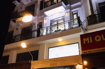 Bán nhà đẹp Lê Đức Thọ, P. 6, Gò Vấp, DT 6x18m, 4 lầu, HĐT 45tr, giá 9.3 tỷ TL 0888444589