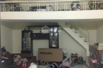 Cho thuê căn hộ tầng 1 ngõ Phan Chu Trinh, gần nhà hát lớn. 5.5tr/th