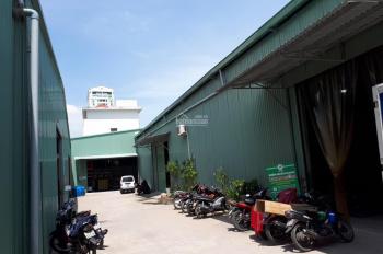 Cho thuê kho xưởng Lê Văn Khương, Q. 12 - DT: 2.000 m2