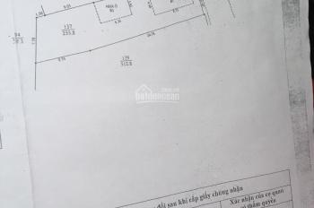 Chính chủ cần bán thửa đất tại số 75 phố Đồng Niên, Hải Dương, DT: 255.8m2
